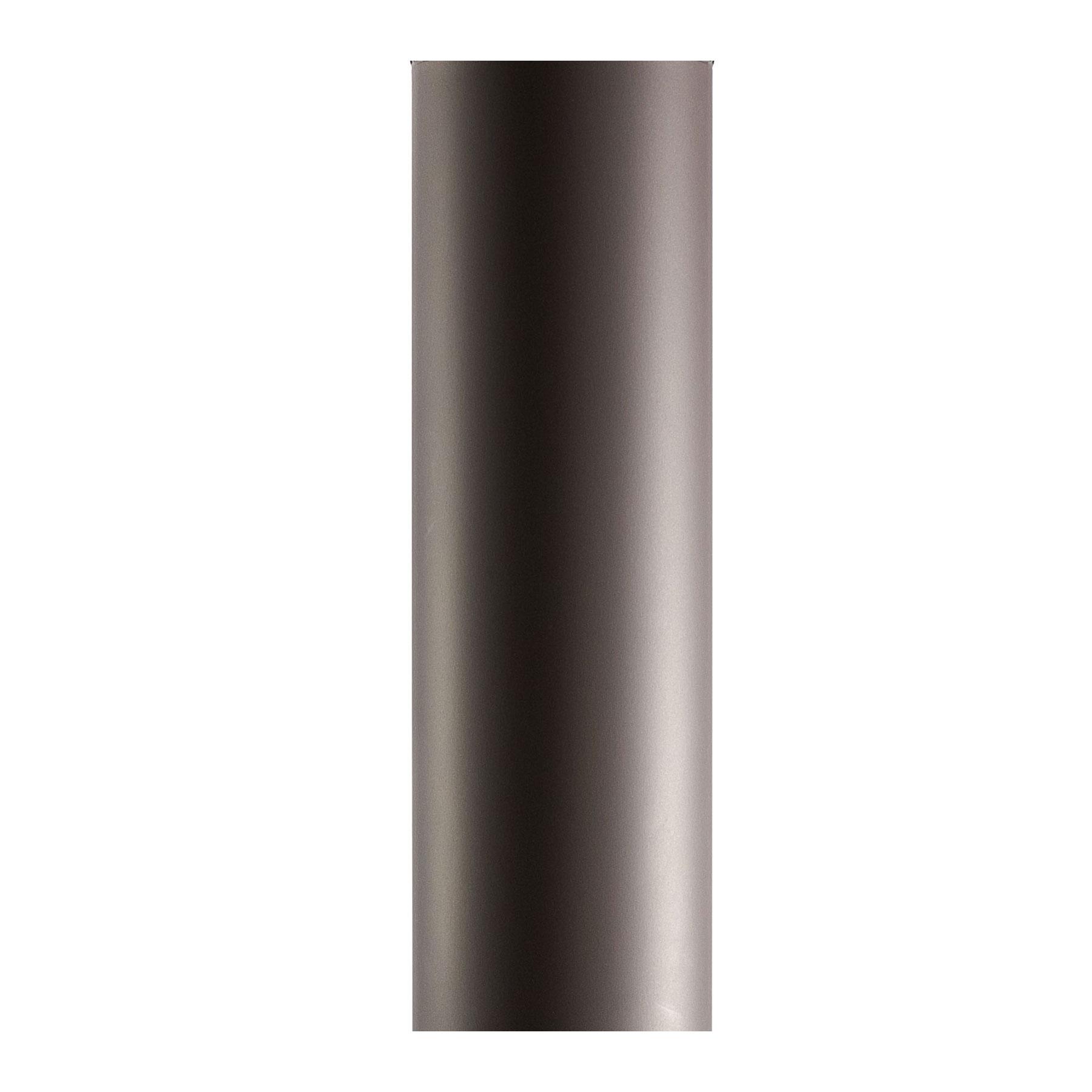 Rauchrohr-Verlängerung für Firestar Grillkamin DN 700 braun 100cm Bild 1