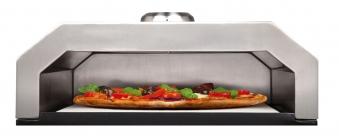 Buschbeck Pizzaofen La Hacienda Pizzabox Edelstahl 40x33x15 cm Bild 1