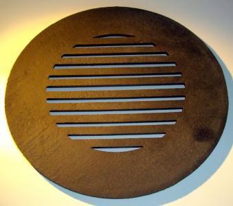 Wellfire Feuerrost für Grillkamin Astra Gusseisen Ø32cm Bild 1