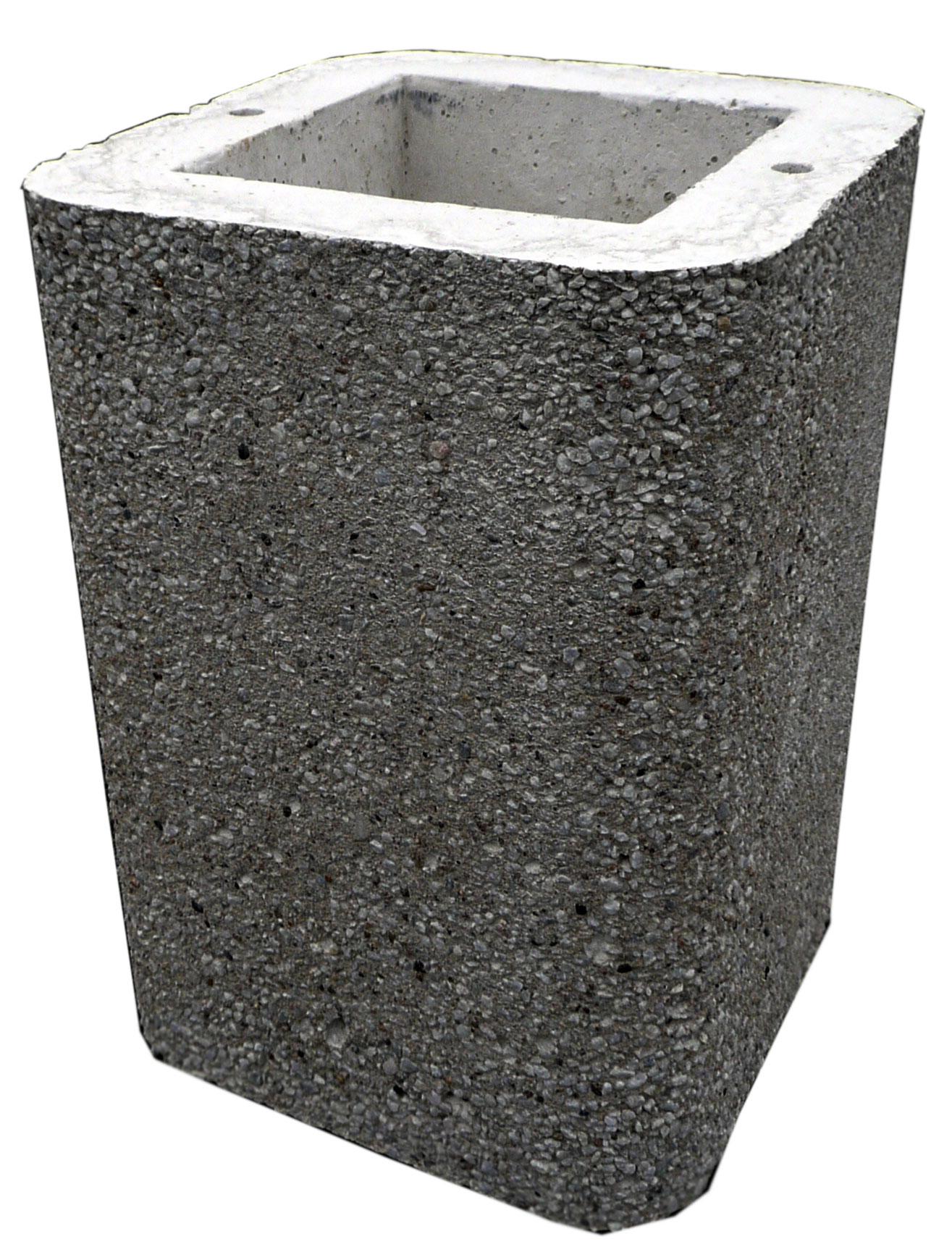 Wellfire Haubenverlängerung 40 cm Grillkamin Siesta schwarz weiß Bild 1
