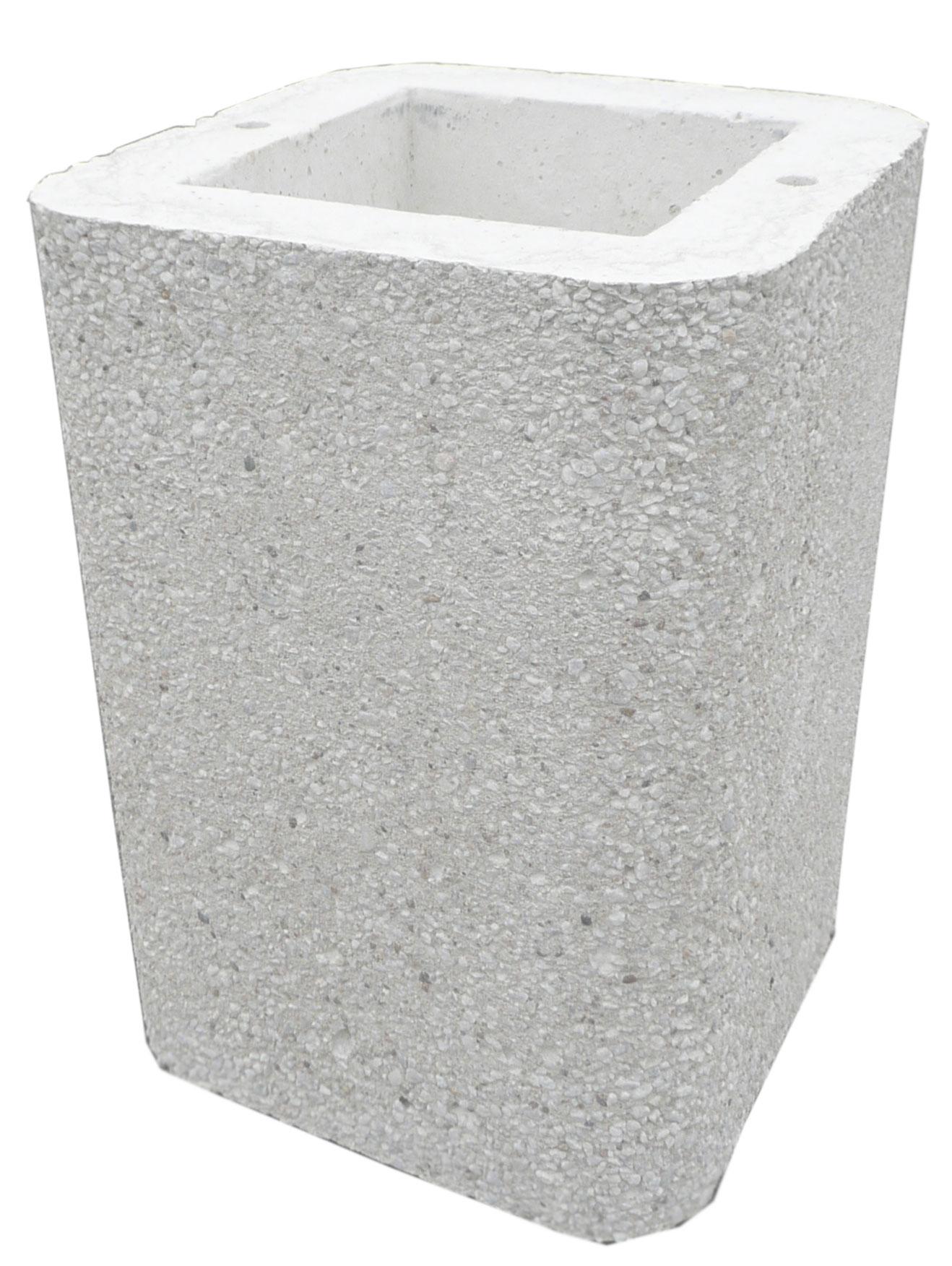 Wellfire Haubenverlängerung 40 cm Grillkamin Siesta weiß Bild 1