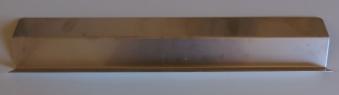Wellfire Schutzschild Edelstahl für Wellfire Grillkamin 50x6x8cm Bild 1