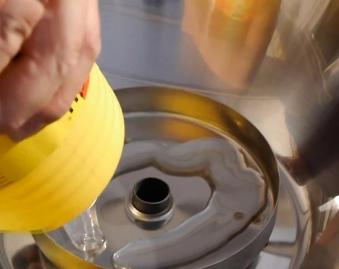 Feuerdesign Anzündgel / Brenngel / Grillanzünder 500 ml Bild 1