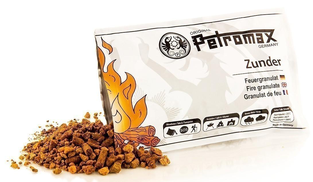 Grillanzünder / Feuergranulat Petromax Zunder 125ml Bild 1