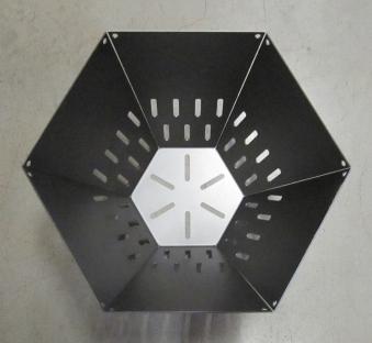 Feuerkorb / Einsatz für Feuertonne Ø42xH32cm Bild 2