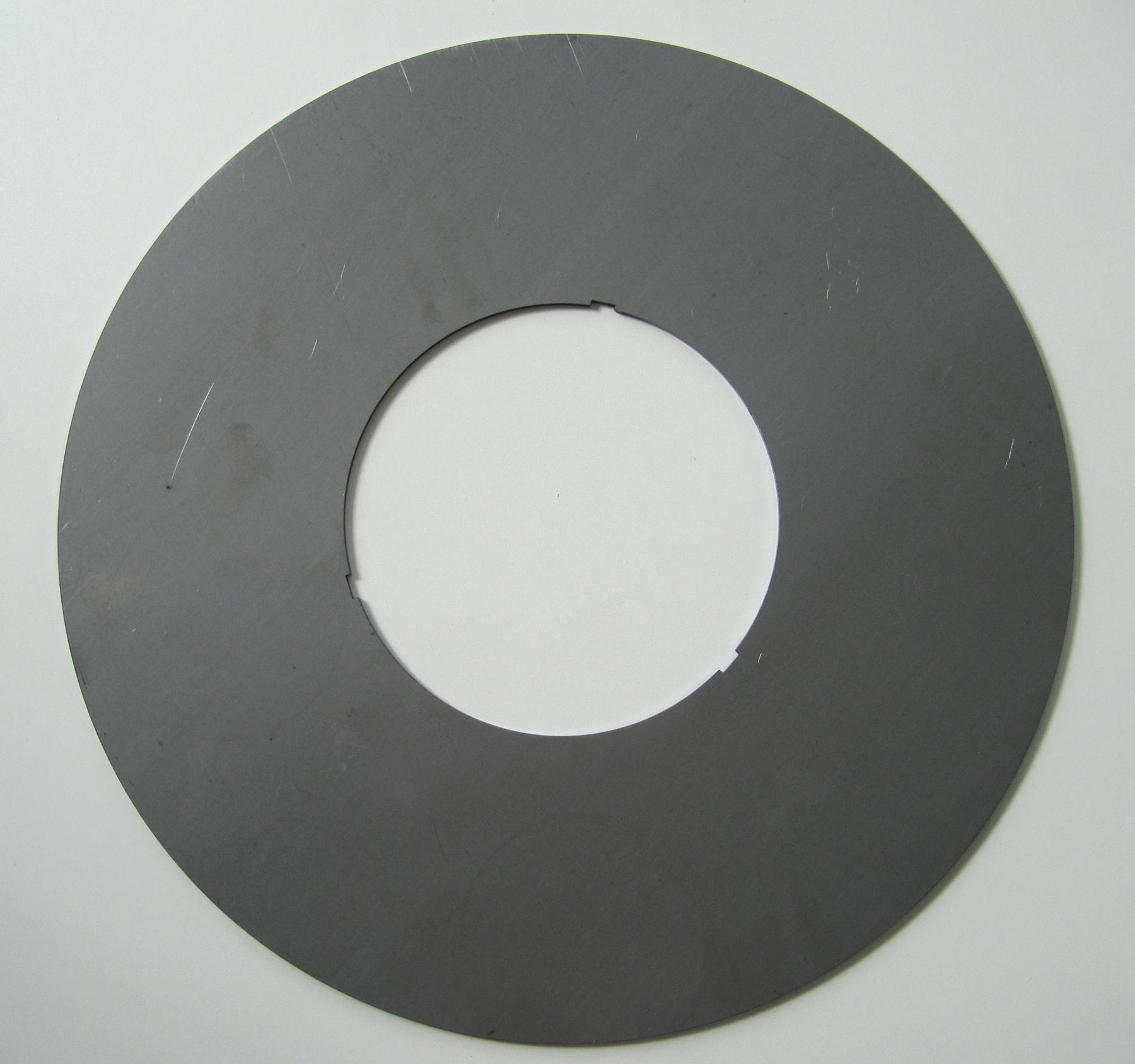 Feuerplatte Plancha Grillplatte 470mm Ø Bild 1