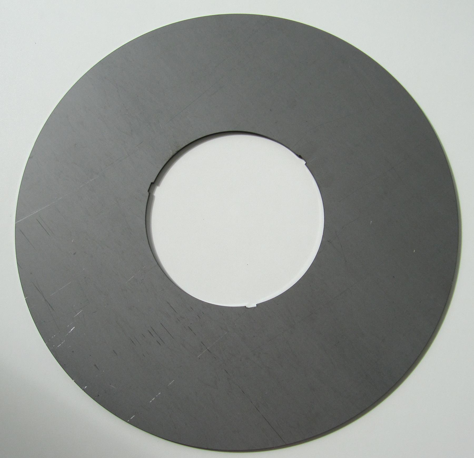 Feuerplatte Plancha Grillplatte 500mm Ø Bild 1