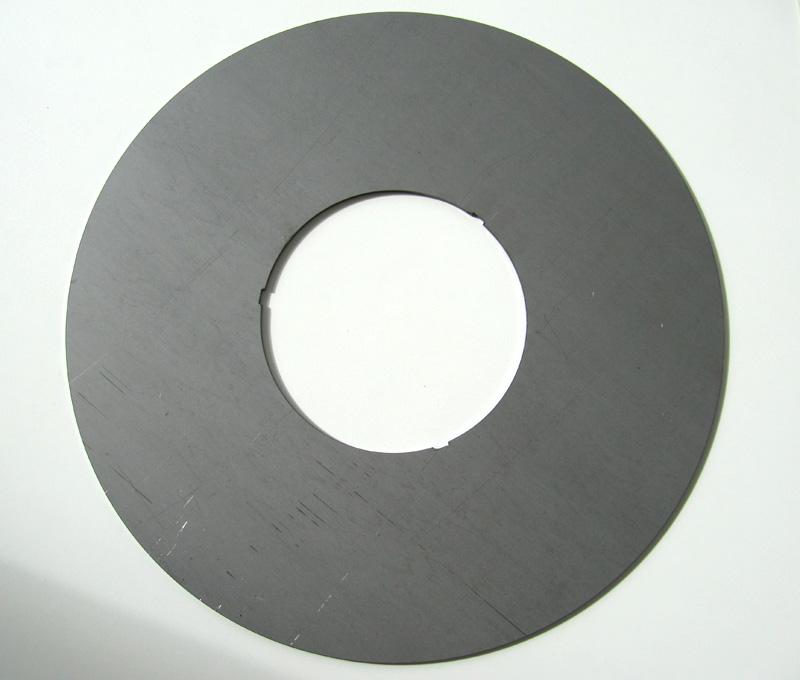 Feuerplatte Plancha Grillplatte für Feuerschale Ø 480mm Bild 1