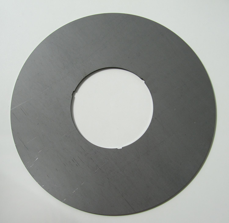 Feuerplatte Plancha Grillplatte für Feuerstellen Fässer Kugelgrill 600 Bild 2