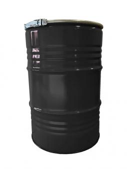 Grilltonne mit Deckel Metall lackiert schwarz 213 Liter Bild 1