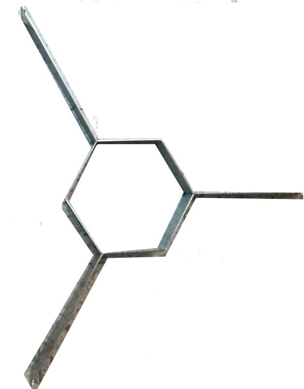 Grilltonne mit Feuerplatte Metall lackiert schwarz 213 Liter Bild 4