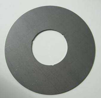 Grilltonne mit Feuerplatte Metall lackiert schwarz 213 Liter Bild 3