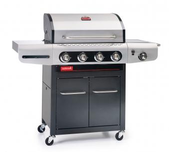 Gasgrill / Gasgrillwagen barbecook Siesta 412 Grillfläche 70x43cm 14kW Bild 1