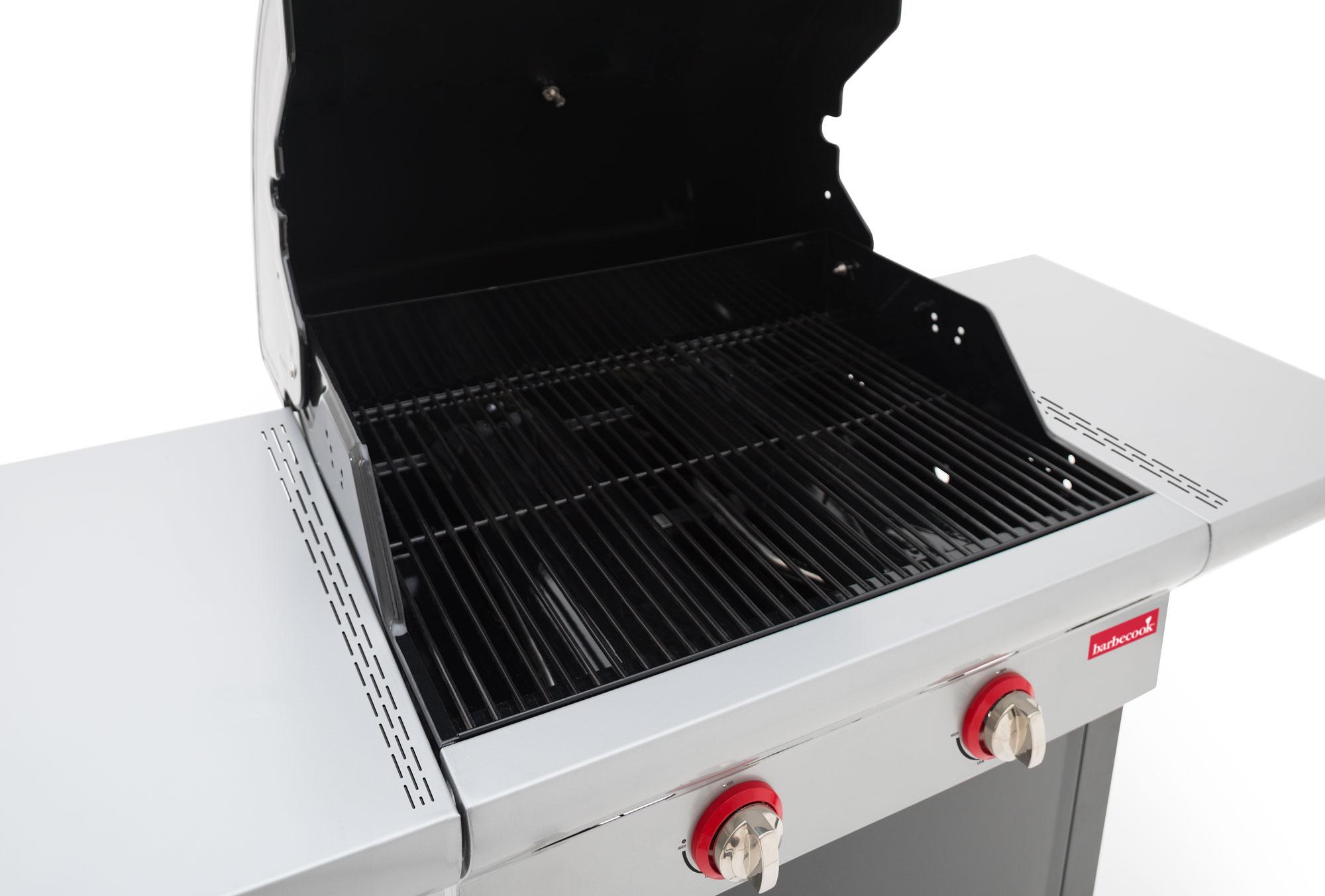 Billig Charbroil Gasgrill : Gasgrill gasgrillwagen barbecook spring grillfläche cm