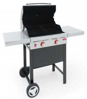 Gasgrill / Gasgrillwagen barbecook Spring 200 Grillfläche 63x43cm 10kW Bild 2