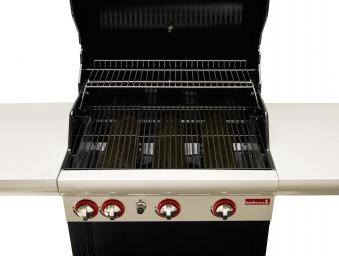 Gasgrill / Gasgrillwagen barbecook Spring 300 creme 63x43cm 11,4kW Bild 2