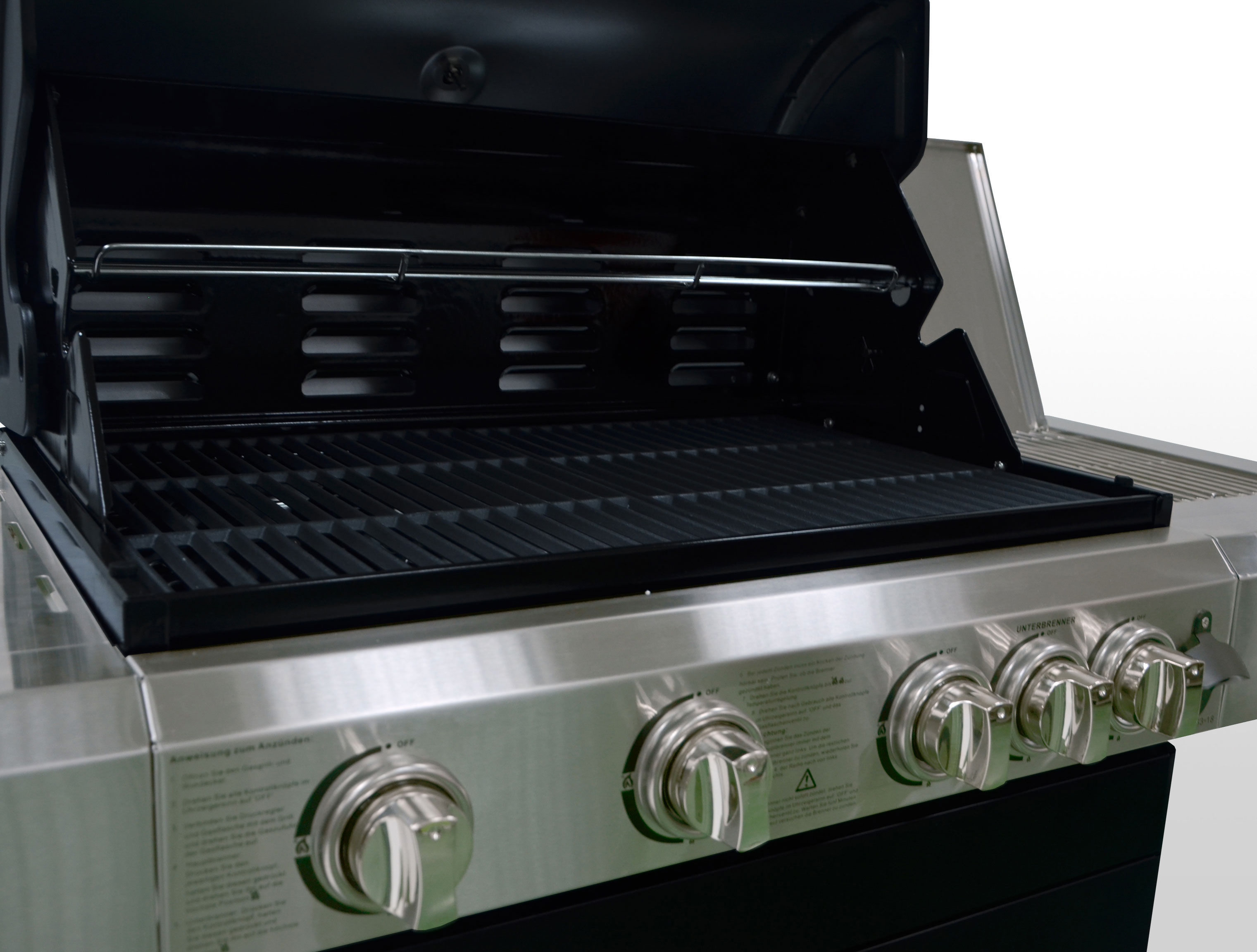 Schutzhülle Abdeckhaube BBQ Boss für Grill Iowa//Alaska 150x70x125cm