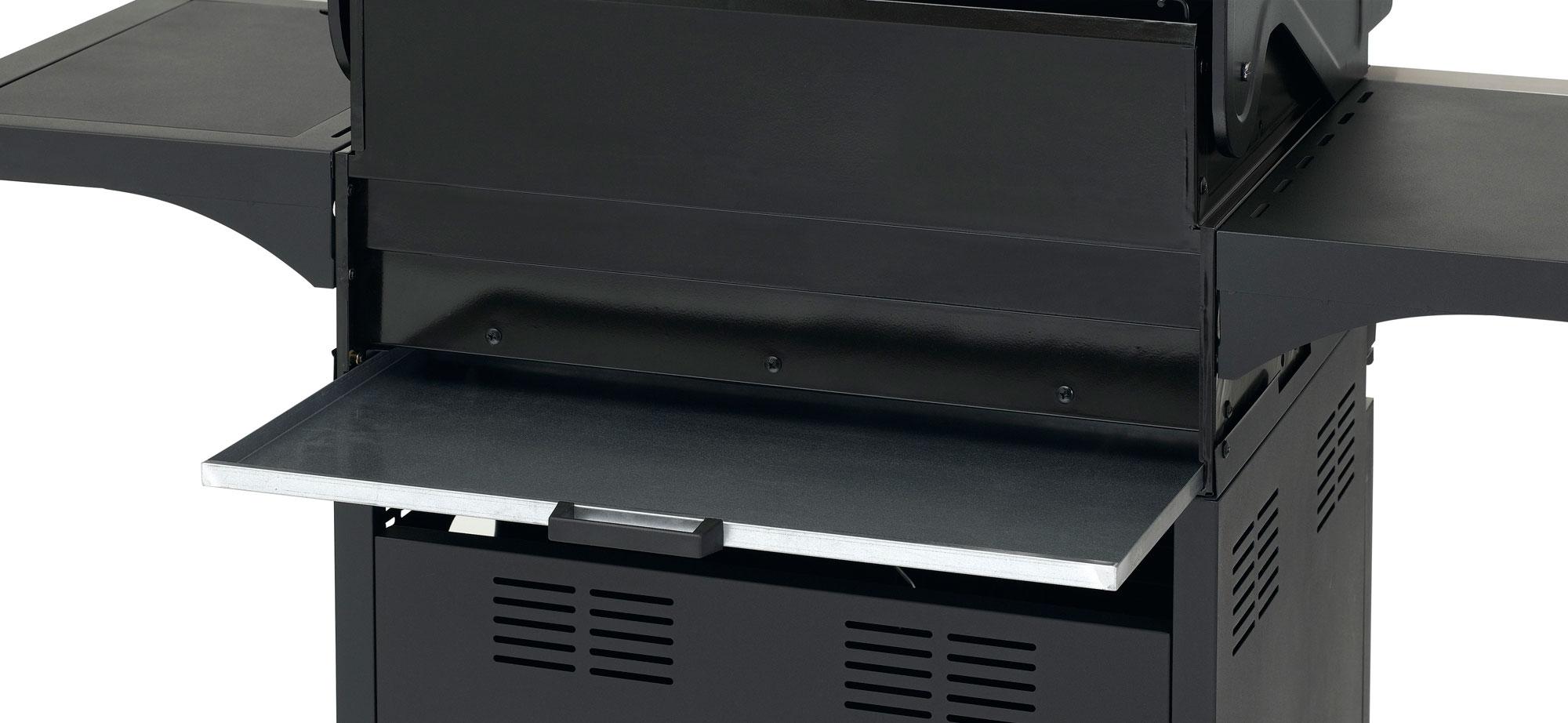 Tepro Gasgrill / Grillwagen Brookfield Grillfläche 58x42cm Bild 13
