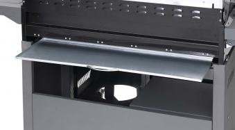 Tepro Gasgrill / Grillwagen Highview Grillfläche 92,5x44cm Bild 4
