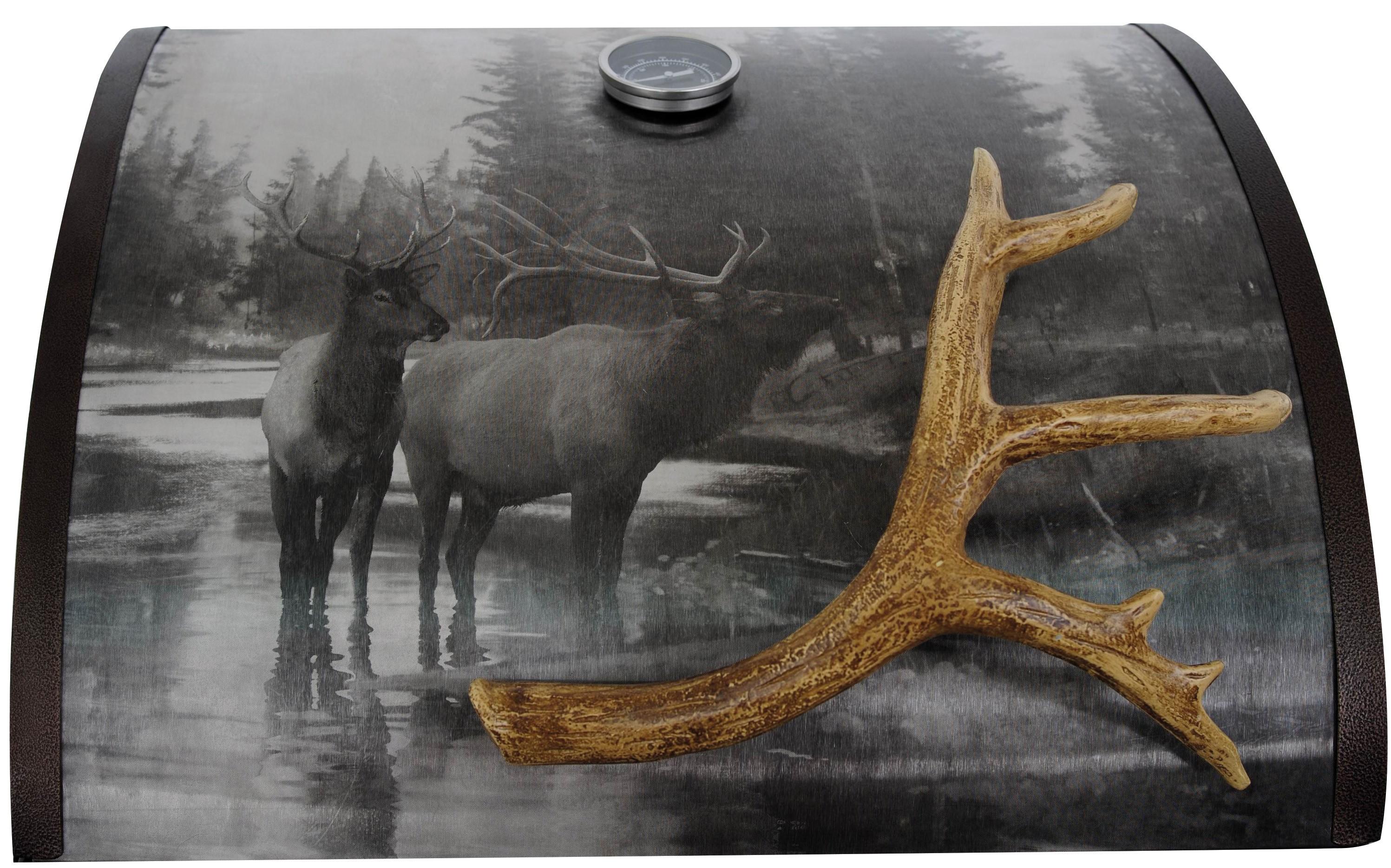 Tepro Gasgrill / Grillwagen Hunter Valley Naturmotiv Grillfl. 62x49cm Bild 3