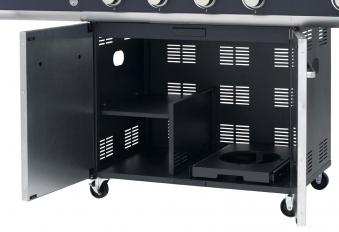 Tepro Gasgrill / Grillwagen Vancouver Grillfläche 76x48cm Bild 4