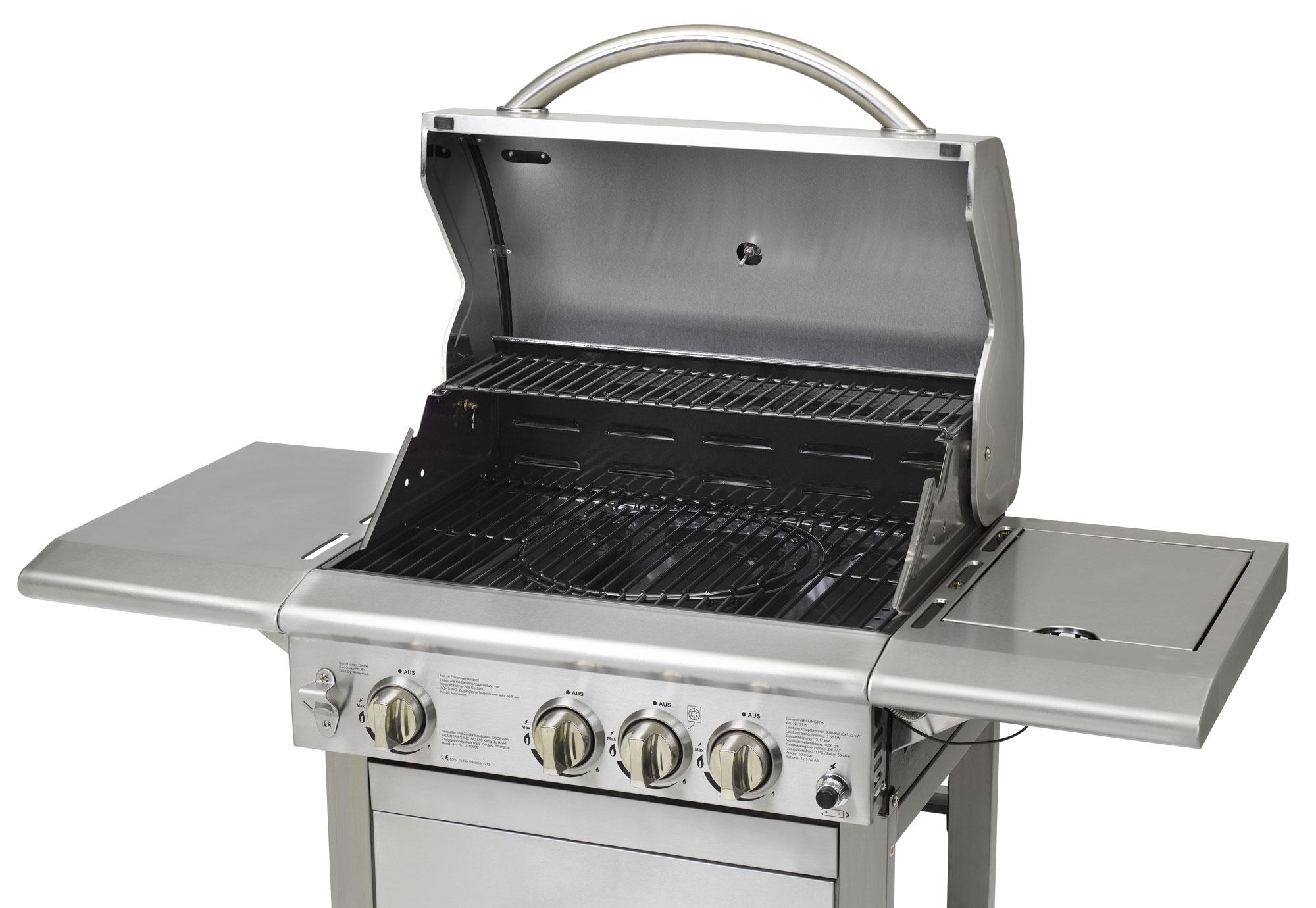 Tepro Gasgrill Highview Test : Edelstahltüren für outdoor küche. schwarze ikea küche mischbatterie