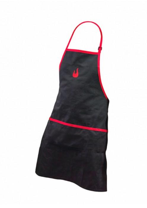 Char-Broi Grillschürze schwarz rot Bild 1