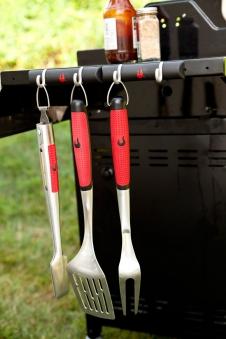 Char-Broil Grillbesteck 7709 Premium 3-teilig Bild 2