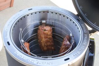 Char-Broil Rippchenhaken für The Big Easy Grill 4 Stück Bild 2