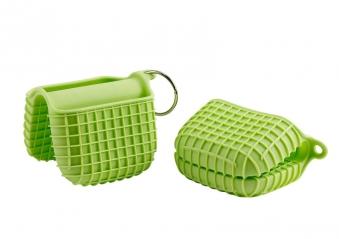 Grillhandschuhe Tepro 2er-Set Silikon grün Bild 2