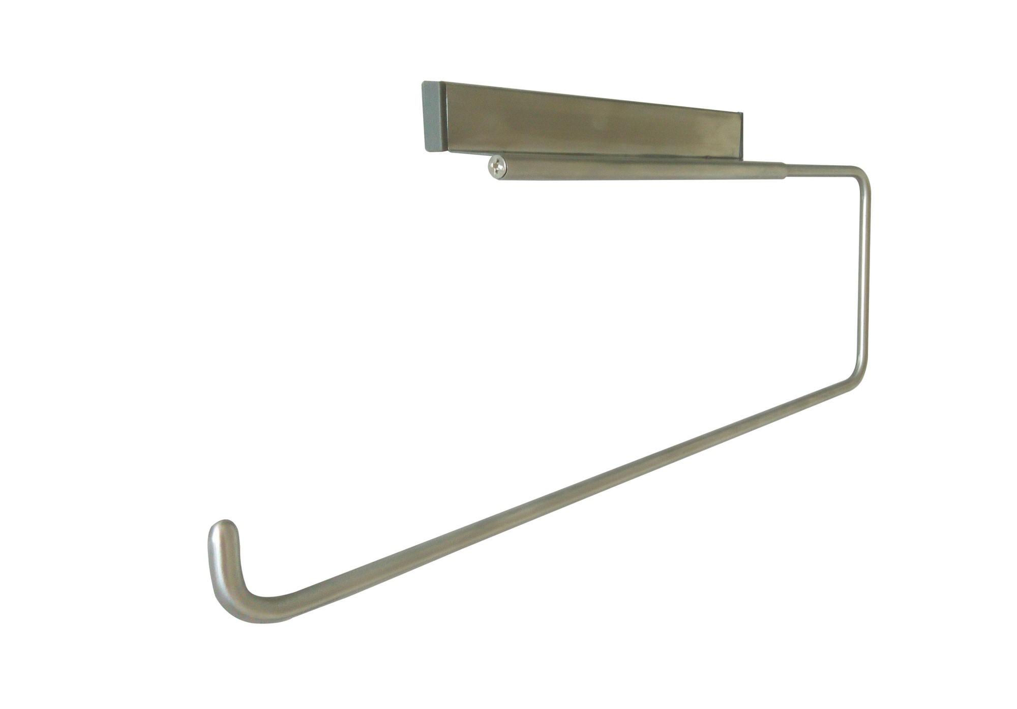 Küchenrollenhalter Universal Tepro Edelstahl magnetisch Breite 31,5cm Bild 1