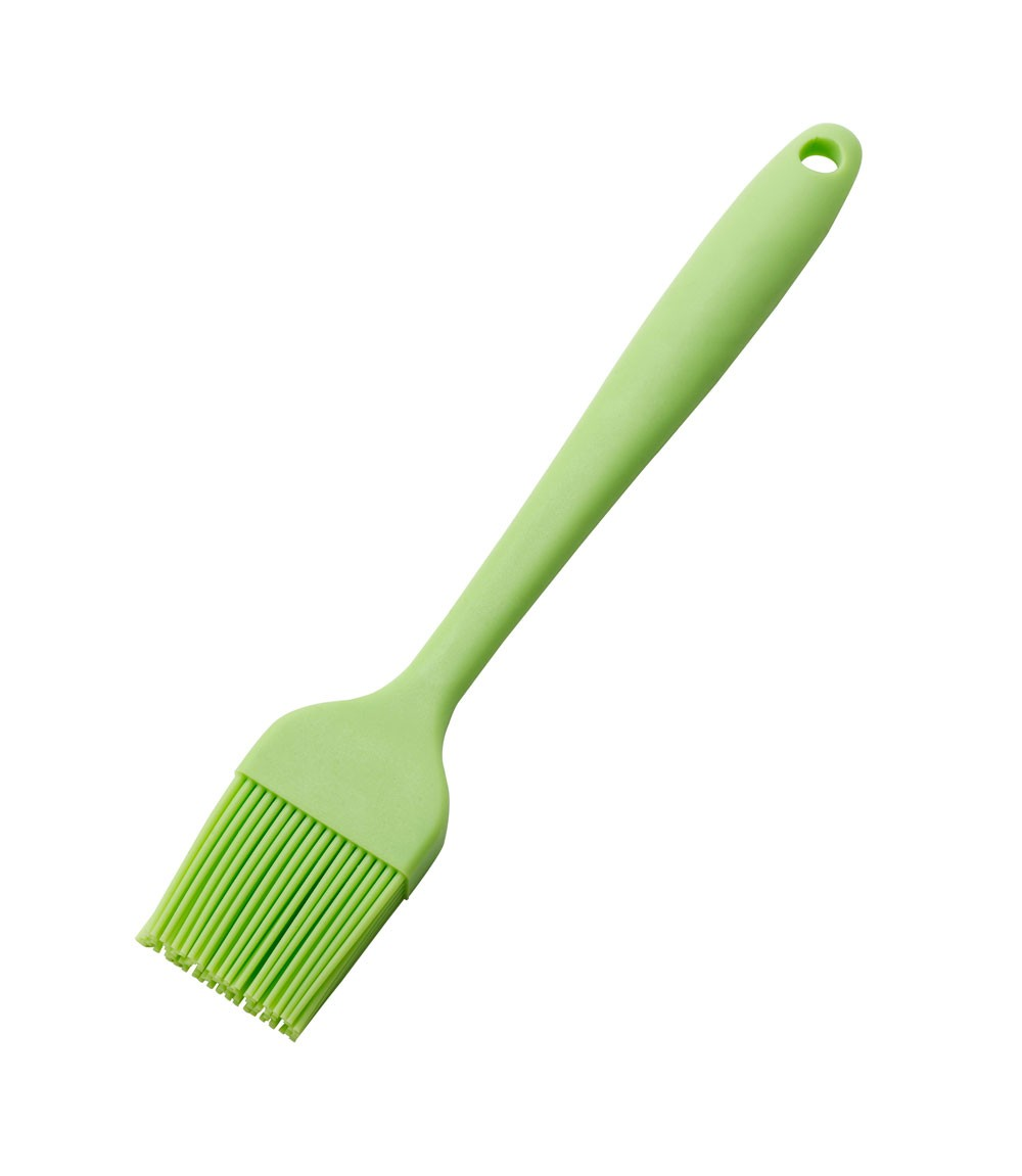 Silikon Backpinsel Tepro grün Länge 27 cm Bild 1