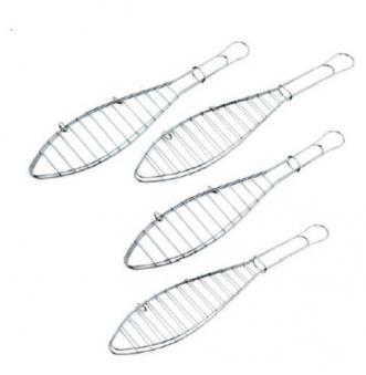 Tepro Fischbräter / Wendebräter 42 cm 4 Stück Bild 1