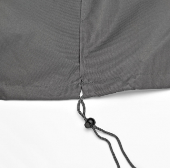 Abdeckhaube / Abdeckung für rechteckige Grillgeräte Gr. M 140x65x100cm Bild 2