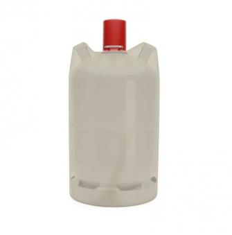 Abdeckhaube / Schutzhülle Tepro Gasflasche 11kg 30x58cm Bild 1