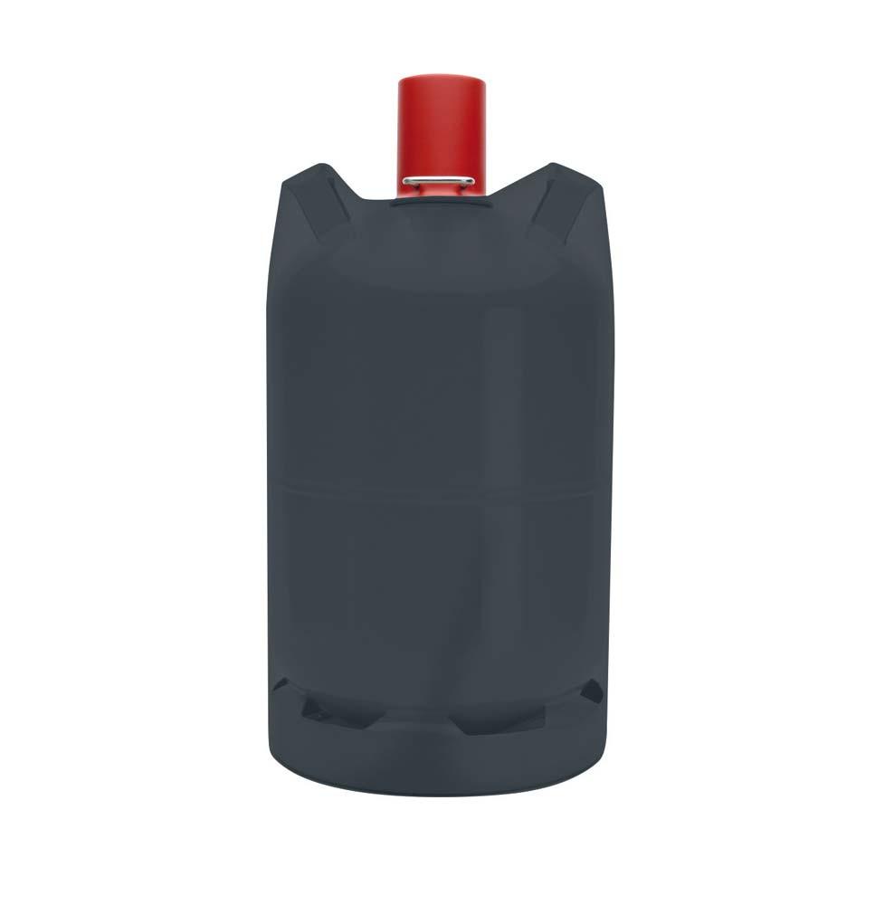 Abdeckhaube / Schutzhülle Tepro Gasflasche 5kg 25x45cm schwarz Bild 1