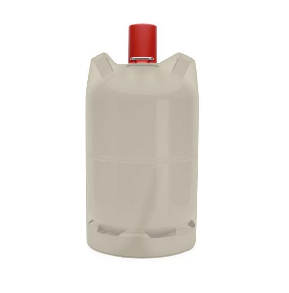 Abdeckhaube / Schutzhülle Tepro Gasflasche 5kg 25x45cm Bild 1