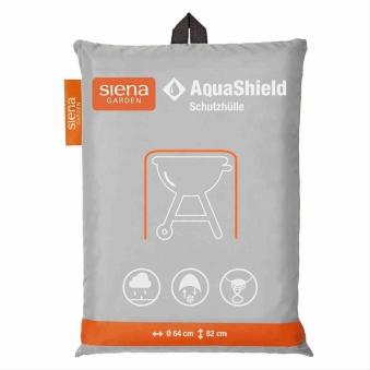 Abdeckhaube für Rundgrill Siena Garden AquaShield grau Ø 57 cm Bild 1