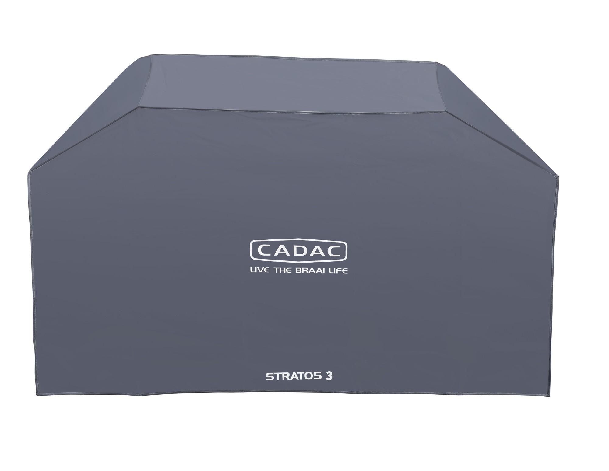 CADAC Abdeckhaube / Schutzhülle für Gasgrill Stratos 3 Brenner Bild 1