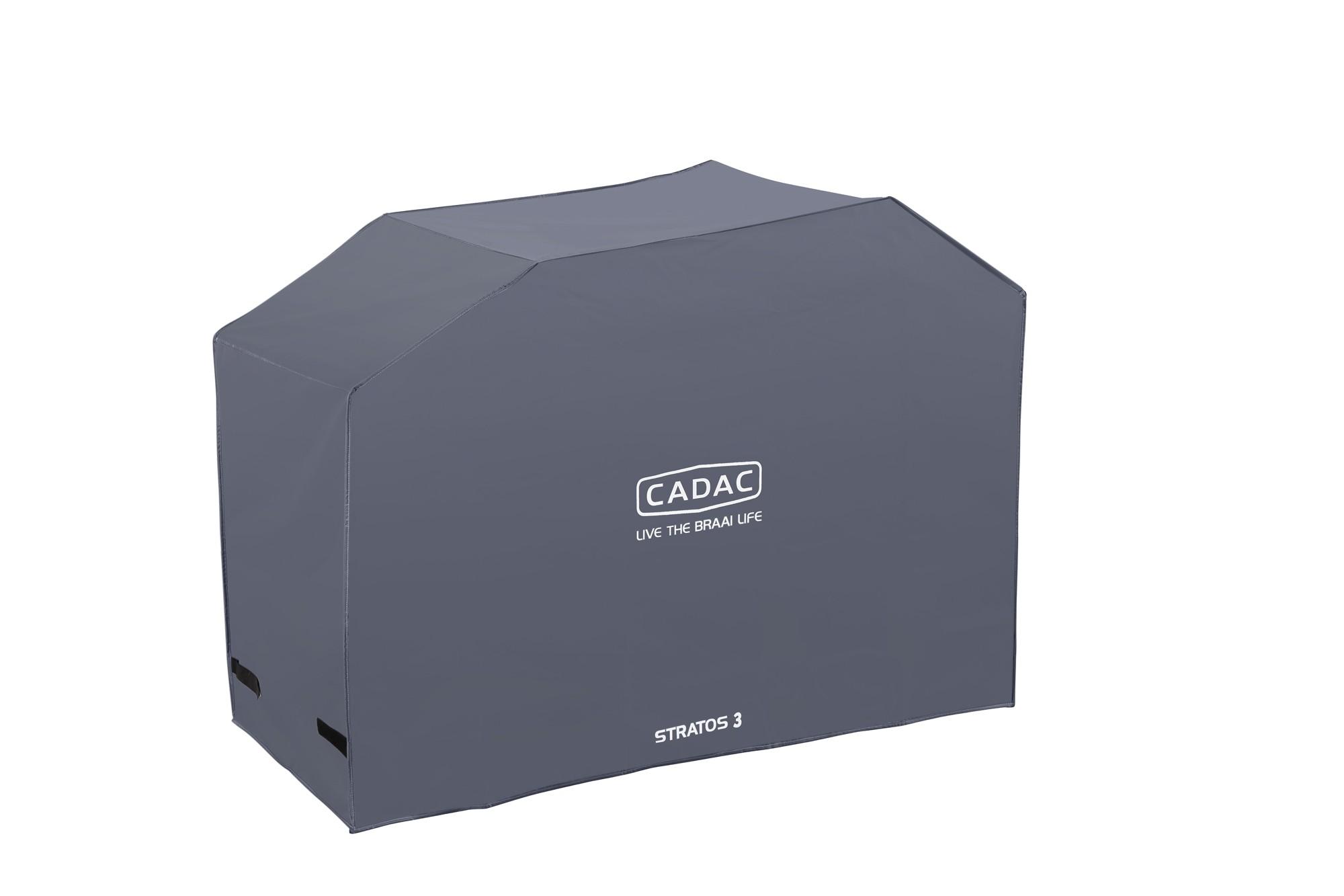 CADAC Abdeckhaube / Schutzhülle für Gasgrill Stratos 3 Brenner Bild 2