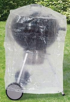 Schutzhülle Wehncke Classic für Rundgrill Ø70x90cm transparent Bild 1
