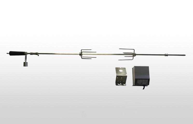 Drehspieß / Rotisserie Columbia HEAT BBQ Boss 90cm Bild 1