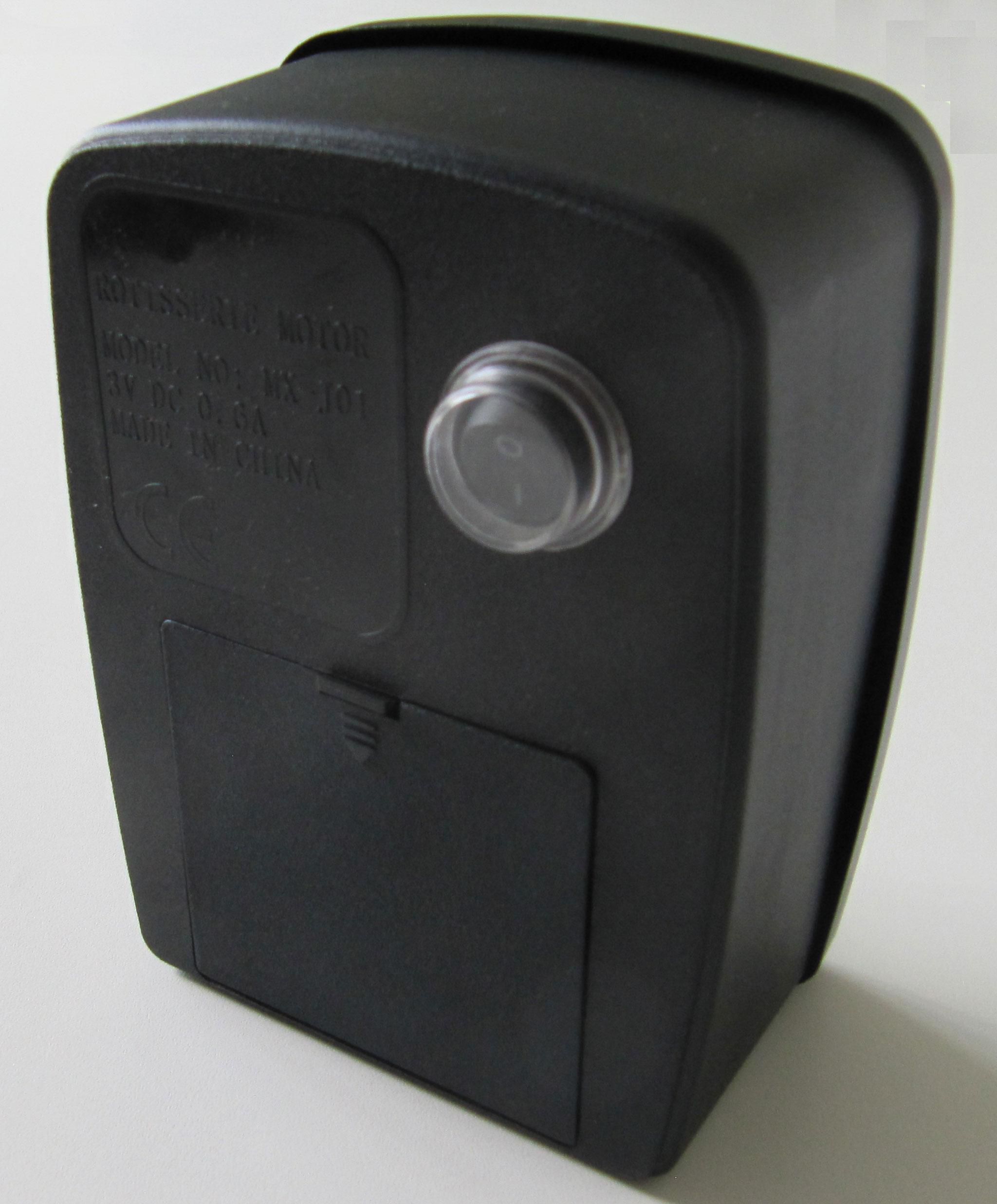 Grillmotor / Rotisserie Igor 1 batteriebetrieben Bild 2