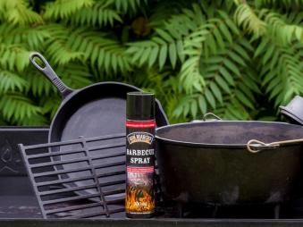 Don Marco´s Barbecue BBQ-Spray Gußpflege und Antihaft 300ml Bild 2