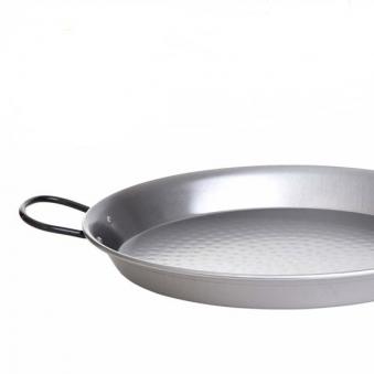 Paella-Pfanne Stahl poliert Ø 26 cm Bild 1