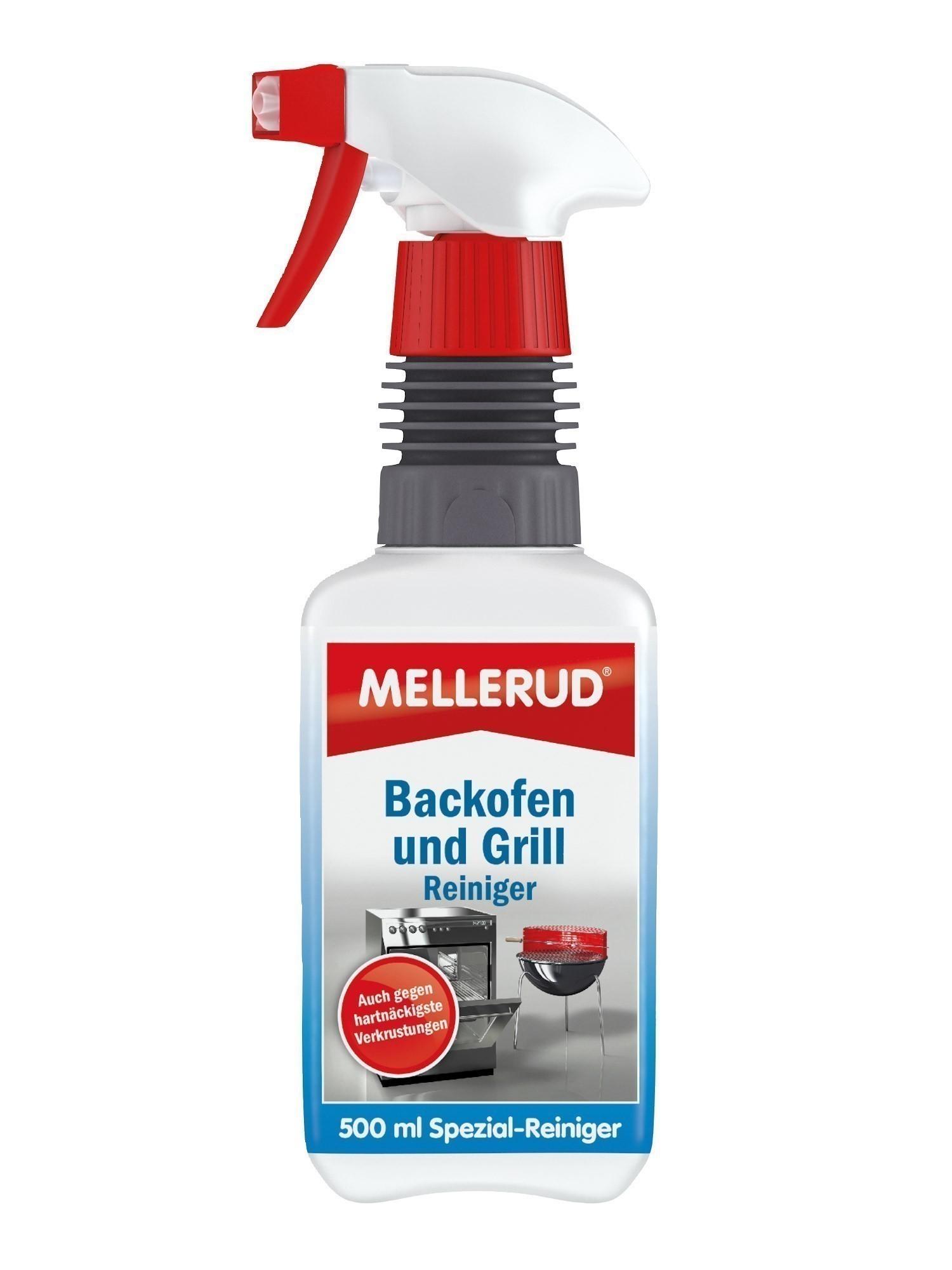MELLERUD Backofen und Grill Reinger 500 ml Bild 1