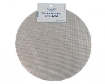 CADAC Grillmatte / Grillfolie Glasfaser rund Ø52cm Bild 1