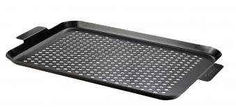 Grillplatte L Tepro anthrazit 50 x 30 x 2,3 cm Bild 1