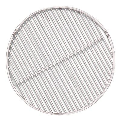 Grillrost Edelstahl poliert rund Ø 40 cm Bild 1