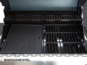 Gussgrillplatte 1/2 für TOP-Line Allgrill CHEF S / Chef S BUILT-I Bild 2